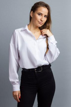 женская рубашка mirolia, белая