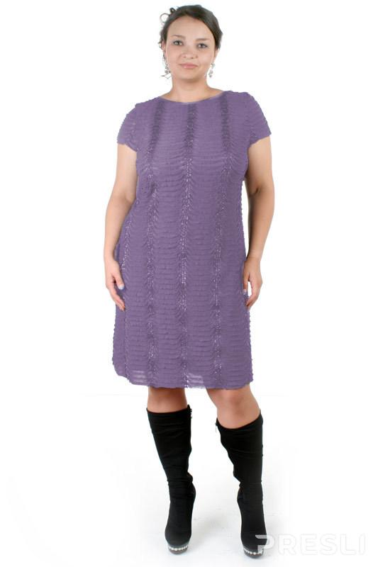 Платье Лакрес 99 сирень