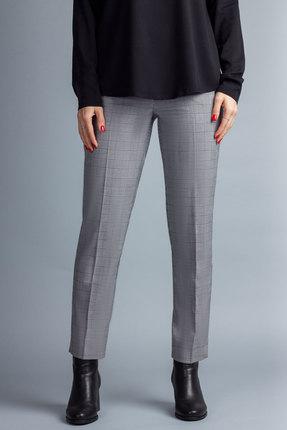 женские брюки в клетку mirolia
