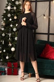 Платье Ladis Line 1305 черный