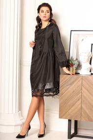 Платье Мода-Юрс 2638 черный