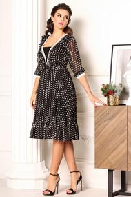 Платье Мода-Юрс 2636 черный