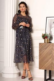 Платье Мода-Юрс 2547 синий