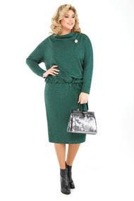 Комплект юбочный Pretty 1912 зеленый