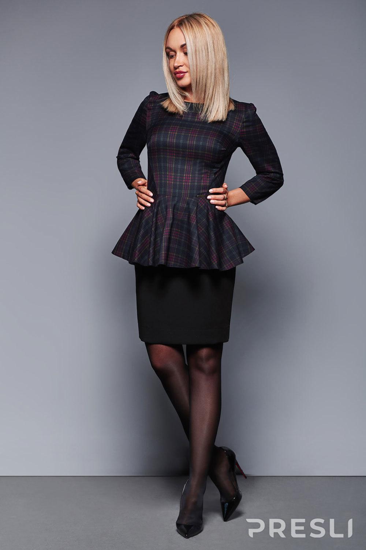 Комплект юбочный Beauty  23711 черный