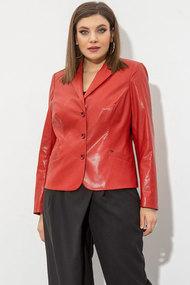 Жакет JeRusi 2081 красный