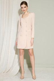 Платье Gizart 7446-1р розовый