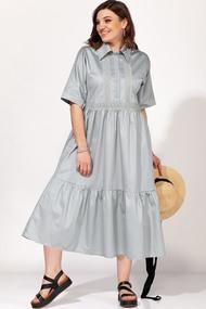Платье Elletto 1820 мята