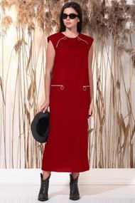 Платье Faufilure 1165 Красный