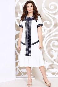 Платье Mira Fashion 4955 белый