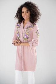 Блузка ЮРС 21-632-1 нежно розовый