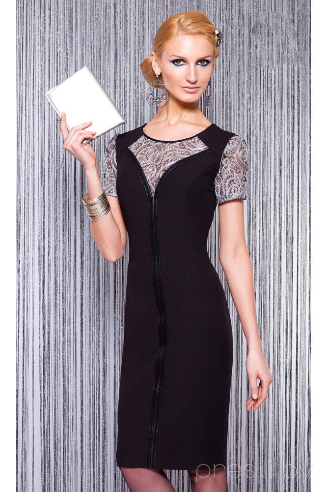 Платье Noche Mio 1.469 черный