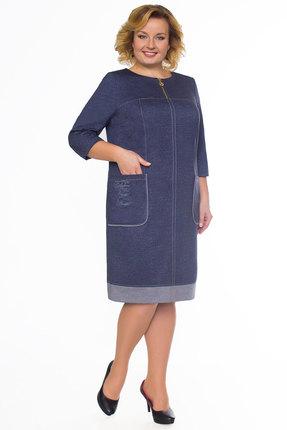 Платье Bonna Image 15-141 джинс