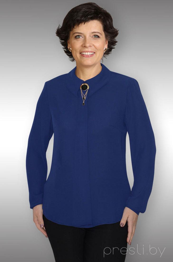 Блузка Таир-Гранд 62196 т.синий