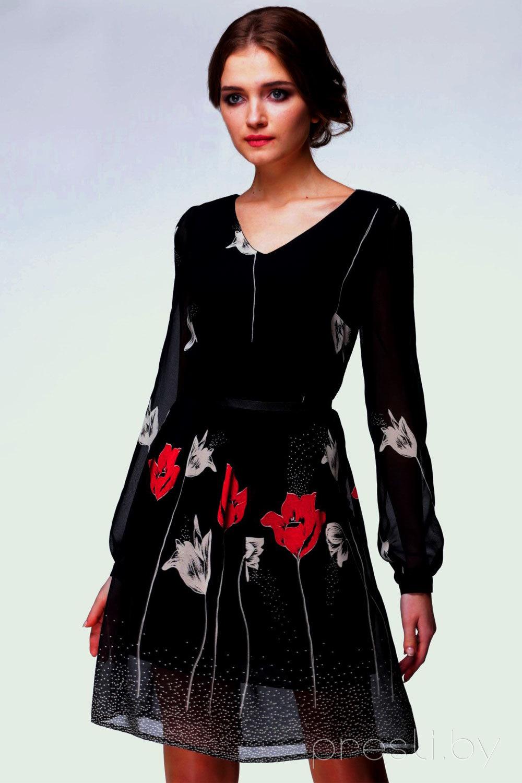 Платье Juanta 2324 черный