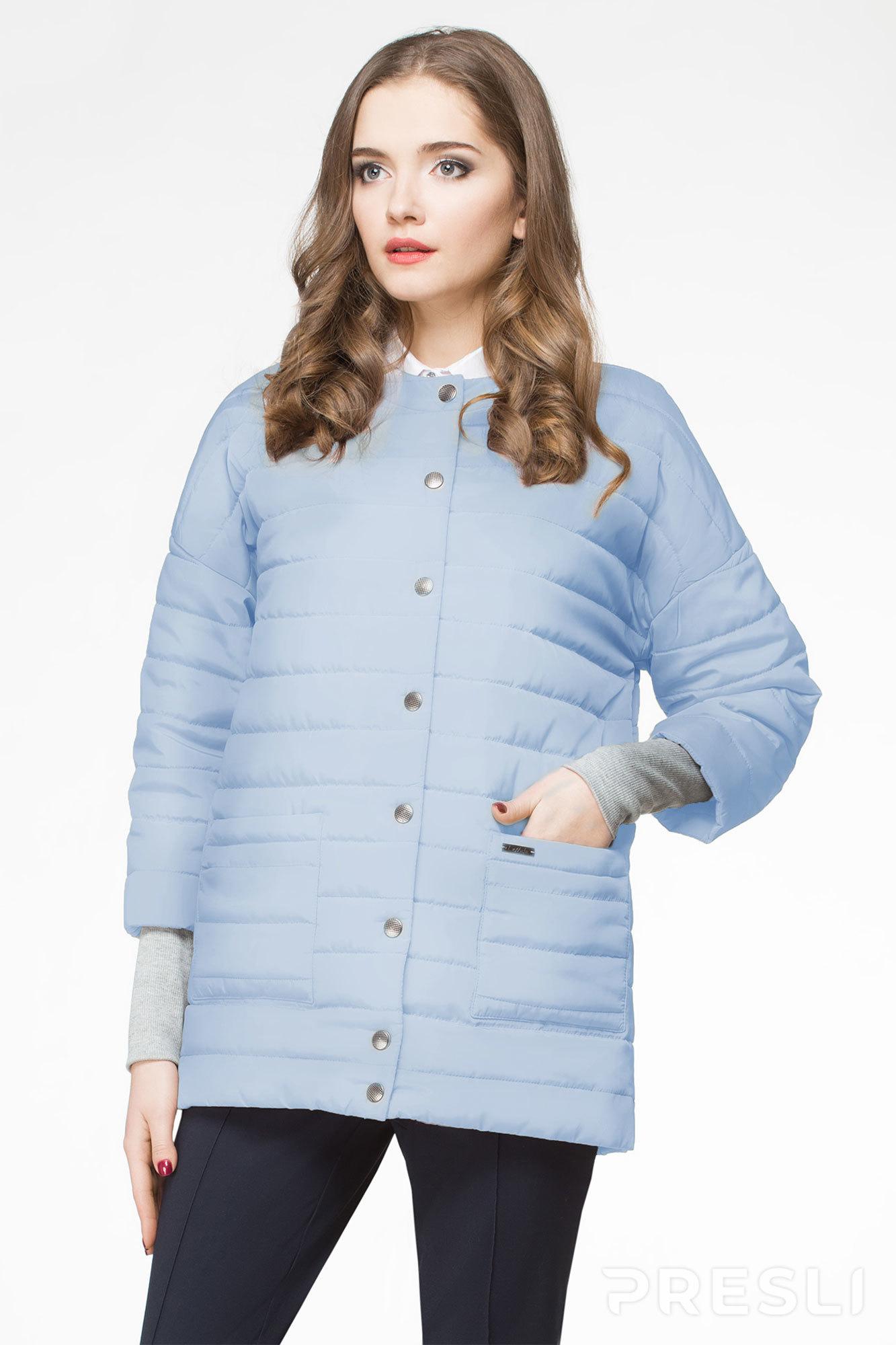 Куртка LeNata 11638м голубой