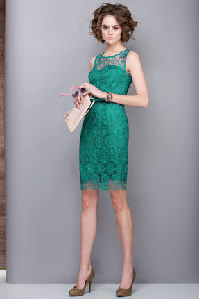 Купить Платье Golden Valley 4226 бирюза, Платья, 4226, бирюза, Полиэстер 100%, Лето