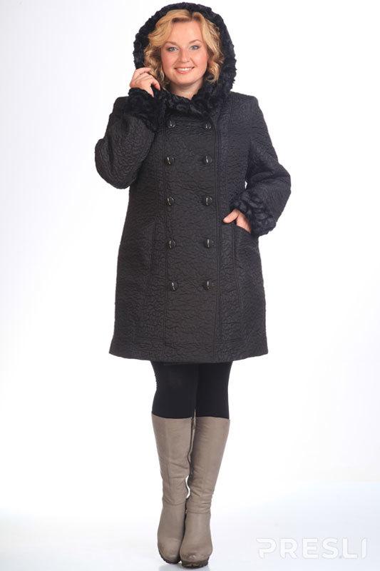 Куртка Люана 370 черный