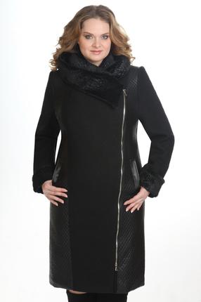 Пальто Диамант 868 черный