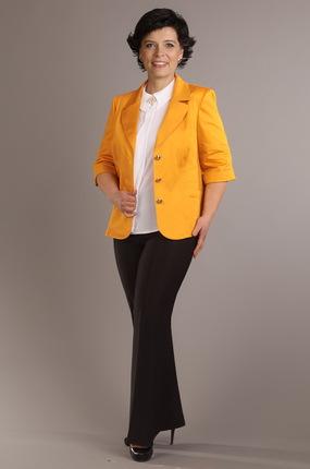 Жакет Таир-Гранд 6306 горчица