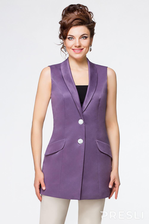 Жилет Elady 2204 фиолетовый