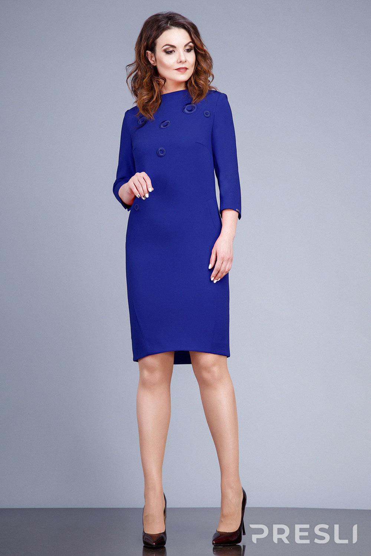 Платье JeRusi 1618 синий