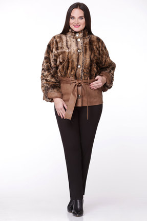 Куртка Nadin-N 1025.4 коричневый