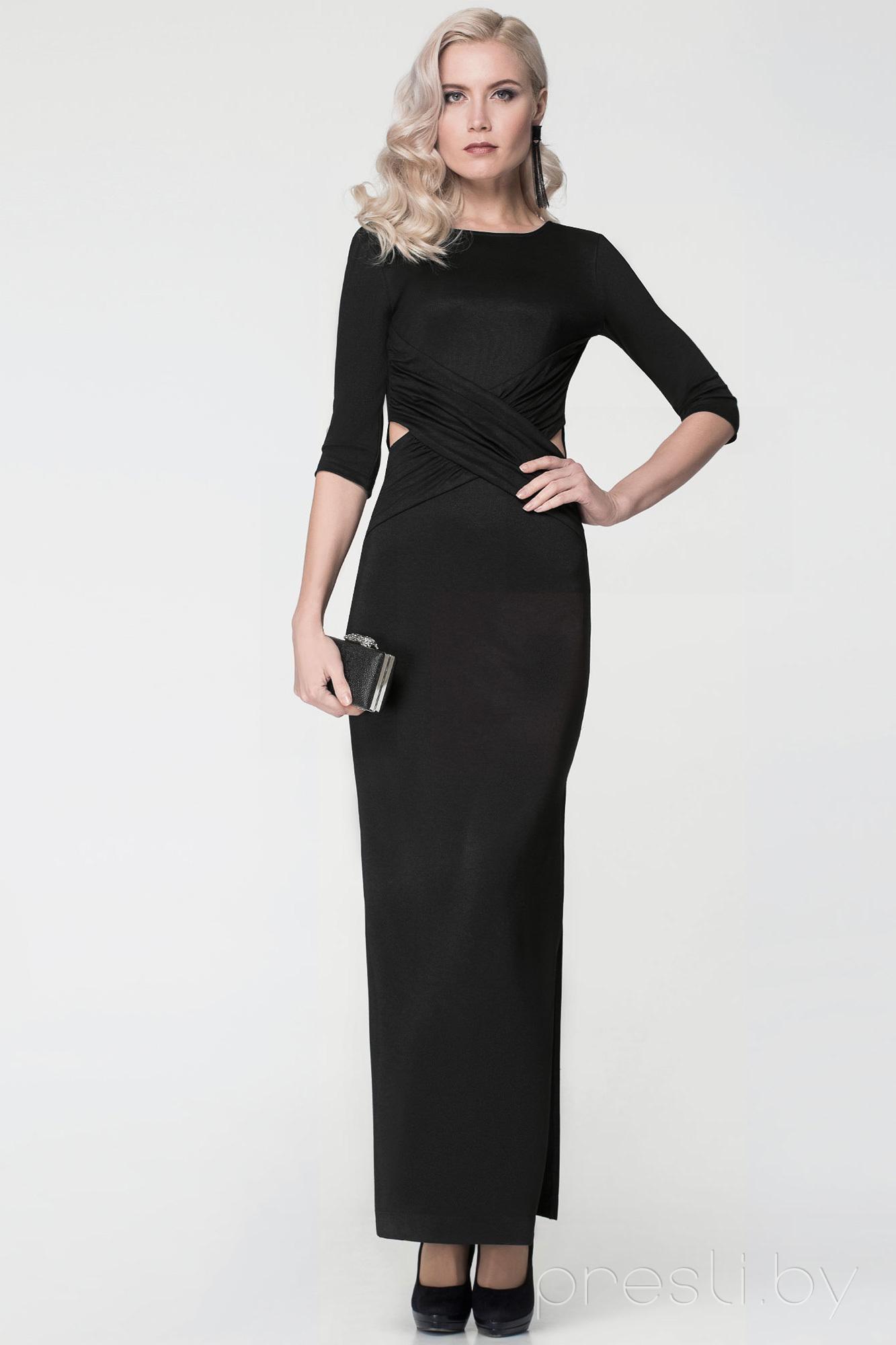 Платье Panda 362680 черный