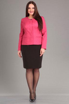 Купить со скидкой Комплект юбочный Djerza 2149 красно-черный
