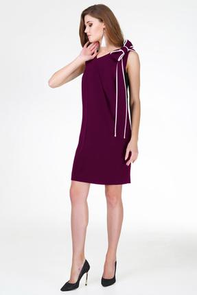 Купить Платье Golden Valley 4322 фиолетовый, Платья, 4322, фиолетовый, Плательная ткань (пэ 100%), Мультисезон