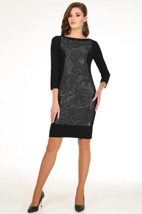 Купить со скидкой Платье Golden Valley 4336 черный