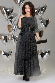 Платье Anastasia 063 черный