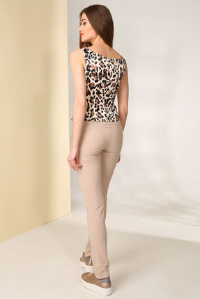 "Майка Golden Valley 2138 ""леопард"" от PRESLI"