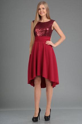 Купить со скидкой Платье Ива 903 красный