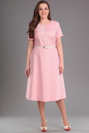 Платье Lady Style Classic 1319 розовый