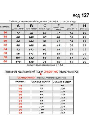 "Шорты Mirolia 127 ""василек"" от PRESLI"