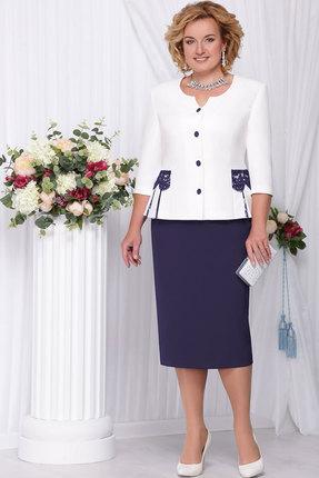 Купить со скидкой Комплект юбочный Ninele 2108 синий