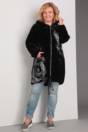 Куртка Диамант 1201 черный