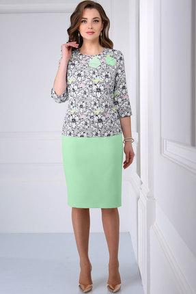 Комплект юбочный Matini 11073 салатовый