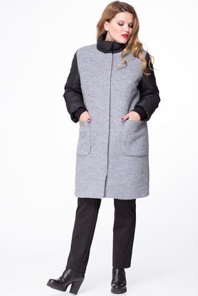 Пальто Michel Chic 347 серый