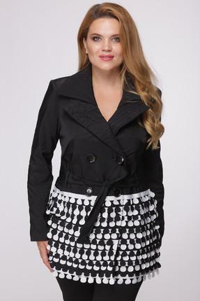 Купить Куртка Michel Chic 333 черный, Куртки, 333, черный, Плащевка, 100 % ПЭ., Мультисезон