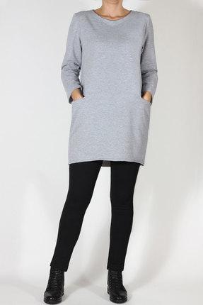 Туника Mirolia 511 светло-серый