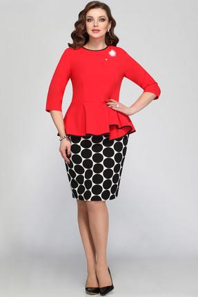 Купить со скидкой Комплект юбочный Matini 11157 красный