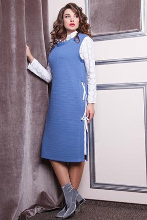 Комплект Anastasia 168 синий от PRESLI