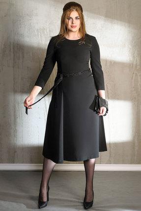 Платье Anna Majewska 1058 черный