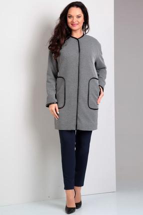 Пальто Jurimex 1603 серый Jurimex