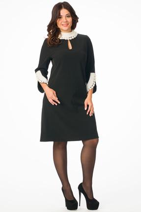 Купить со скидкой Платье Melissena 775 черный