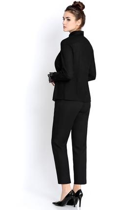 Фото 2 - Комплект брючный PIRS 288 черный черного цвета