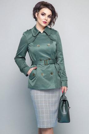 Купить Куртка JeRusi 1801 хаки, Куртки, 1801, хаки, Габана ПЭ 100%, Мультисезон