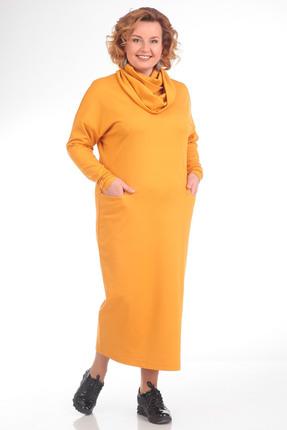 Платье Pretty 613 желтый